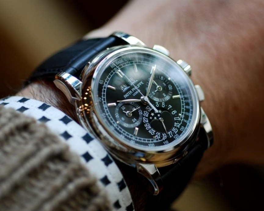 Swiss-Patek-Philippe-Perpetual-Calendar-Chronograph-Watches